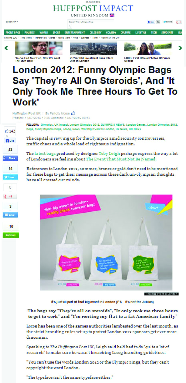 Huffington Post full article